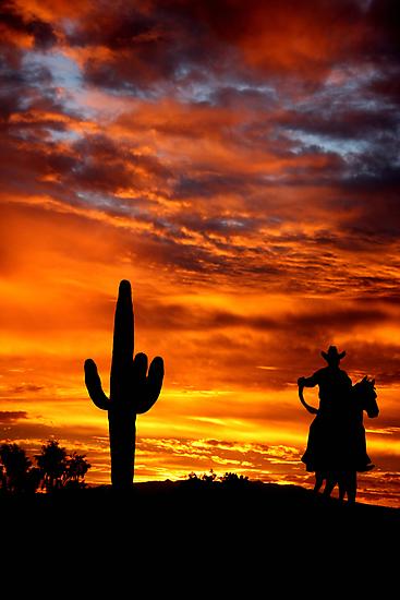 Wild Wild West by Varinia   - Globalphotos