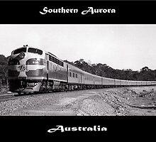 Southern Aurora - Diesel- Australia by glennmp