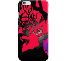 Jerry Garcia in plastic iPhone Case/Skin