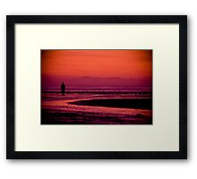 Another Place Framed Print