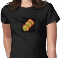 Tri-Petal Womens Fitted T-Shirt