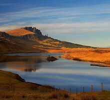 Old man of Storr, Trotternish, Isle of Skye, Scotland. by photosecosse /barbara jones