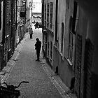 Man in Gamlastan by ambageo