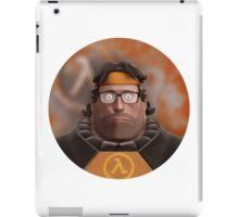 Hoovy Freeman iPad Case/Skin