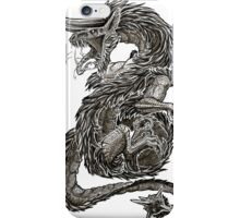 Djinn - Dragon iPhone Case/Skin