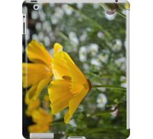 Arizona Poppies  iPad Case/Skin