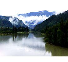 North Thompson River Photographic Print