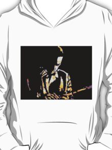 The Lonely Jazz player T-Shirt