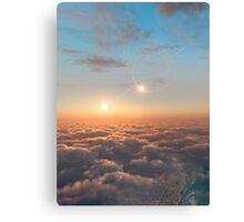Planet of Kepler 35 Canvas Print