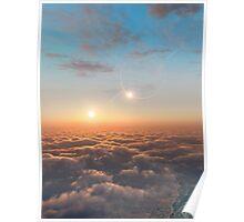 Planet of Kepler 35 Poster