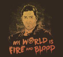 My World is Fire by Olipop