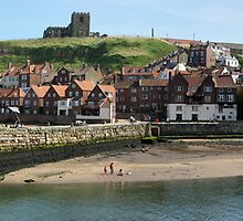 Whitby Harbour, North Yorkshire by neilk