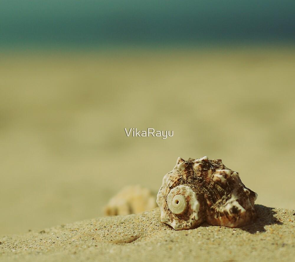 At the Seaside by VikaRayu