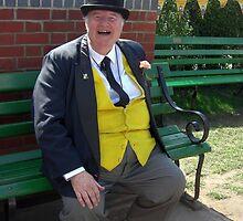 Sir Topham Hatt by Wayne Gerard Trotman