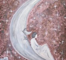 Leia & Le Nuit  by michellefoster