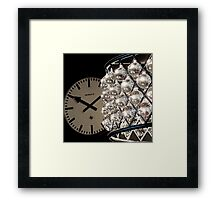 A Time to Reflect Framed Print