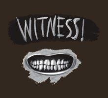 Witness! by KristalStittle