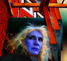 Witch on the Run by RC deWinter