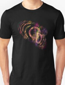 crazy colored rings T-Shirt