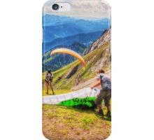Paragliding iPhone Case/Skin
