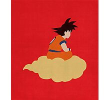 Minimalist Hero Photographic Print