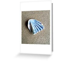 Just a Shell. Greeting Card