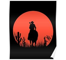 Lonesome Cowboy Poster