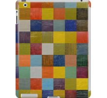 Color Collage 108 iPad Case/Skin