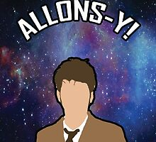 ALLONS-Y by CatL1305