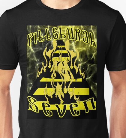 Pittsburgh Seven Unisex T-Shirt