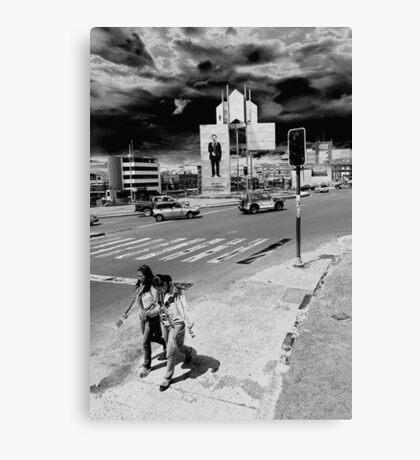 Plaza Marti Canvas Print