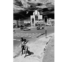 Plaza Marti Photographic Print