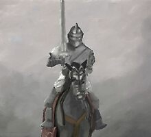 Medieval Knight by EternaLetizia