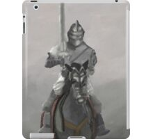 Medieval Knight iPad Case/Skin