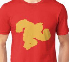 Smash DK Yellow [Tie] Unisex T-Shirt