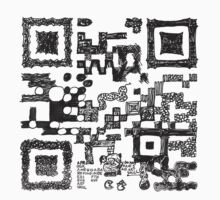 The QR comics Code by NewTrigger020