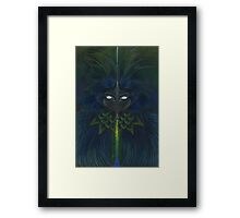 Brazil- Queen of carnival Framed Print