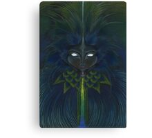 Brazil- Queen of carnival Canvas Print