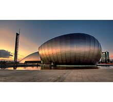 Science centre, IMAX & Tower Photographic Print