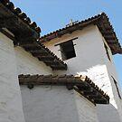 Mission San Jose by Ellen Cotton