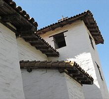 Mission San Jose by Ellen Cotton