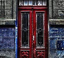 The Old Door Fine Art Print by stockfineart