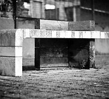 Riverside Seat by Jason M Rogers