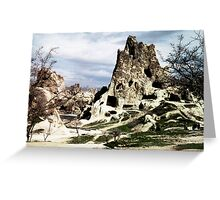Goreme National Park, Cappadochia, Turkey Greeting Card