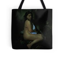 Portrait Tote Bag