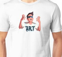 Buck Dewey the Artist Unisex T-Shirt
