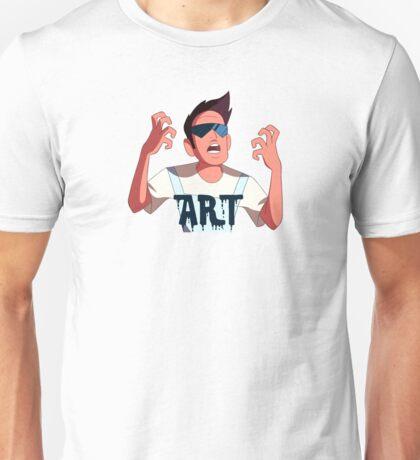 Buck Dewey the Artist Unisex T-Shirt