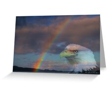 My Pot Of Gold At The End Of The Rainbow Greeting Card