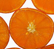 Tangerines by Susie Peek