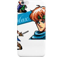 Shining Force - Max iPhone Case/Skin